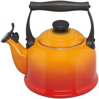 Le Creuset Traditional Fixed Whistle Kettle Volcanic