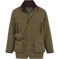 Alan Paine Mens Axford Coat Basil XXL