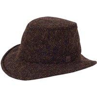 Tilley Unisex TW2HT Harris Tweed Hat Multi Mix 7 1/4