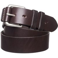 R.M. Williams Covered Buckle Belt Chestnut 32