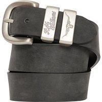 R.M. Williams Drover Belt Black 40