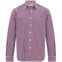 R.M. Williams Collins Shirt Blue/White/Red Small
