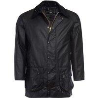 Barbour Mens Beaufort Wax Jacket Black 38