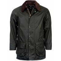 Barbour Mens Beaufort Wax Jacket Sage 38