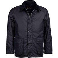 Barbour Mens Strathyre Wax Jacket Navy XL