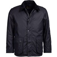 Barbour Strathyre Wax Jacket Navy Small