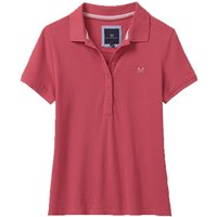 Crew Clothing Ladies Classic Polo Shirt Hot Pink 8