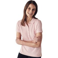 Crew Clothing Ladies Classic Polo Shirt Classic Pink 16