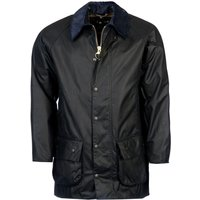 Barbour Mens Beaufort Wax Jacket Navy 48