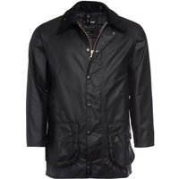 Barbour Mens Beaufort Wax Jacket Black 46