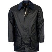 Barbour Mens Beaufort Wax Jacket Navy 40