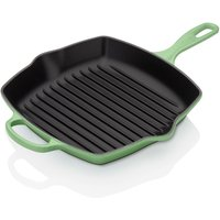 Le Creuset 26cm Cast Iron Square Grillit Rosemary