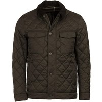 Barbour Maesbury Quilted Jacket Olive XL