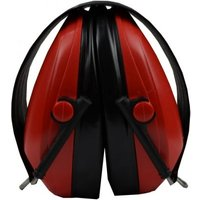 Peltor Bulls Eye 1 Ear Defenders Red