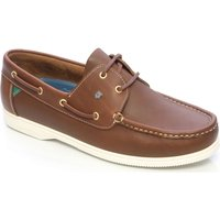 Dubarry Admirals Deck Shoe Brown 6.5 (EU40)