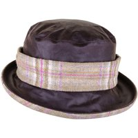 Heather Natalie Wax/Tweed Hat Blossom One