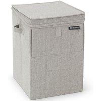 Brabantia Stackable Laundry Box Grey