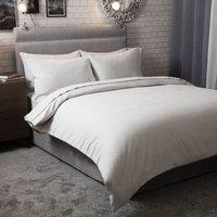Belledorm Best Ever Brushed Cotton Sheet Grey Superking