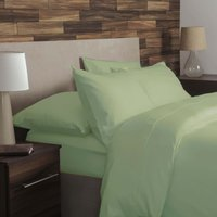 Belledorm Best Ever Brushed Cotton Sheet Apple Double