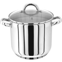 Judge Stainless Steel Stockpot With Glass Lid  20cm