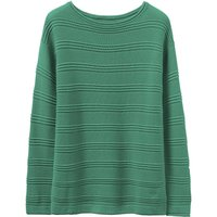 Crew Clothing Womens Salcombe Jumper Alhambra green 12