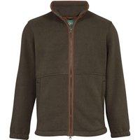 Alan Paine Mens Aylsham Fleece Jacket Green XL