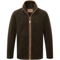 Schoffel Cottesmore Fleece Jacket Dark Olive 38