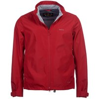 Barbour Mens Cooper Jacket Chilli Red Small