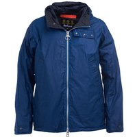 Barbour Mens Orta Wax Jacket Poseidon XL
