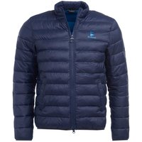 Barbour Blig Quilted Jacket Navy Large