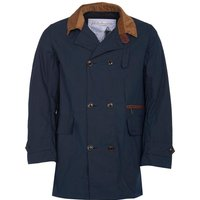 Barbour Mens Haydon Casual Jacket Navy Small