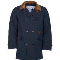 Barbour Mens Haydon Casual Jacket Navy Medium