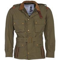 Barbour Ursula Casual Jacket Olive Small