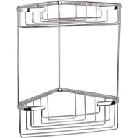 Miller Classic Two Tier Corner Basket  Small
