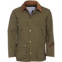 Barbour Bedale Casual Jacket Olive Large