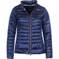 Barbour Womens Baird Quilted Jacket Royal Navy 14