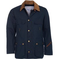 Barbour Mens Bedale Casual Jacket Navy Small