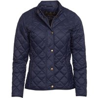 Barbour Womens Elmsworth Quilted Jacket Navy 14