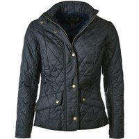 Barbour Womens Flyweight Cavalry Quilted Jacket Navy/Navy 16