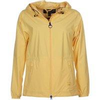 Barbour Womens Leeward Jacket Dandelion 10