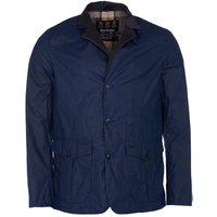 Barbour Mens Lightweight Prestbury Wax Jacket Indigo Small