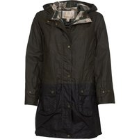 Barbour Maddison Wax Jacket Archive Olive/Sage 8