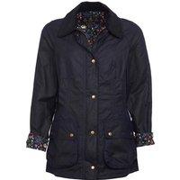 Barbour Monteviot Wax Jacket Navy/Blueberry 10