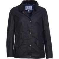 Barbour Marsh Wax Jacket Royal Navy 18
