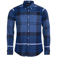 Barbour Sutherland Shirt Inky Blue Small