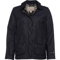 Barbour Robyn Wax Jacket Royal Navy 18