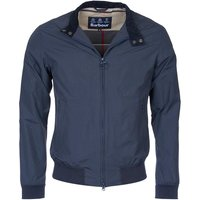 Barbour Royston Casual Jacket Navy Small