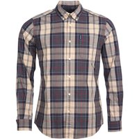 Barbour Mens Sandwood Shirt Stone Small