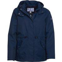 Barbour Promenade Jacket Navy 8