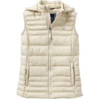 Crew Clothing Quilted Lightweight Gilet Pebble 14